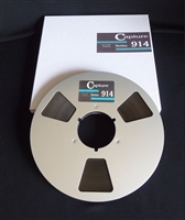 Capture Series 914 Audio Reel to Reel Recording Tape