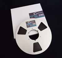 Capture Series 930 Audio Reel to Reel Recording Tape