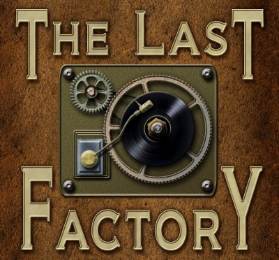 The Last Factory Logo