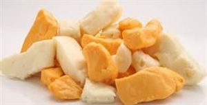Mixed Cheddar Curds***
