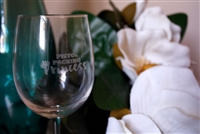 PPP 12 oz Stemmed Wine Glass