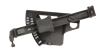 LMT Quadrant Rail Mount Sight for M203 Grenade Launcher