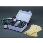 ASR-Detect<br>Colored Dye System(S) Used To Detect Alkali Silica Reactive Gel.  Complete System