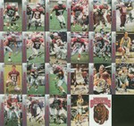 Montana Grizzlies Football Card Set