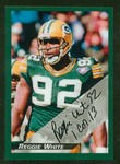 Reggie White Packers Promo Card image