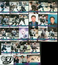 Huntington Blizzard 1999-00 Team Set