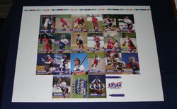 US Womens Softball Poster Image