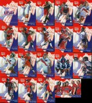 USA Softball Card Team Set American Series