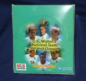 US World Soccer Cup Foil Box