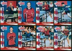 USA Table Tennis Team Autographed Set