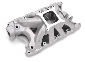"Super Victor 351W 9.5"" Deck Height Intake Manifold -- 2924"
