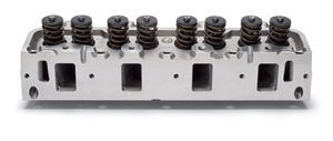 EDELBROCK PERFORMER RPM CYLINDER HEADS (72CC) FOR B/B FORD FE (COMPLETE, SINGLE) - 60069