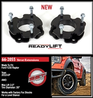 "FORD SVT RAPTOR 2.0"" LEVELING KIT -- 66-2055"