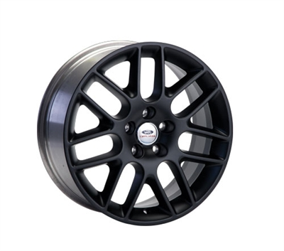 "FORD RACING MUSTANG MATTE BLACK WHEEL 18"" x 8 "" -- M-1007-P188MB"