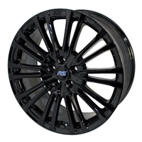 M-1007-R198GB Ford Performance Mk3 Focus RS Wheel 19X8 - Gloss Black