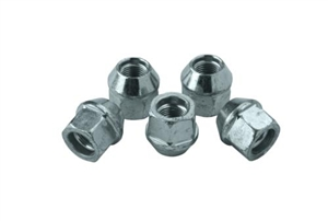 FORD RACING WHEEL NUTS (5 PACK) -- M-1012-G