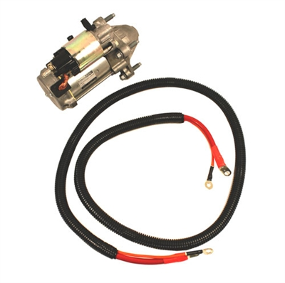 HIGH-TORQUE MINI STARTER - MODULAR ENGINES -- M-11000-C50