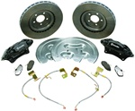 Ford Racing 2005-2014 Mustang 14 Inch Brembo Brake Kit -- M-2300-S