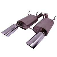FORD RACING 2011-2014 MUSTANG V6 TOURING MUFFLER (50 STATE) -- M-5230-MV6CA