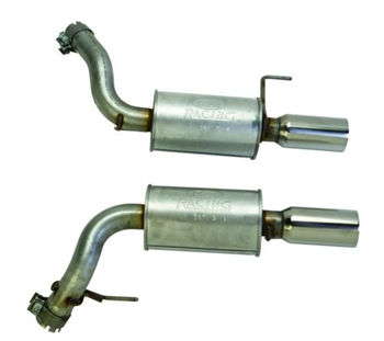 Ford Racing Shelby GT500KR Special Edition Mufflers -- M-5230-S