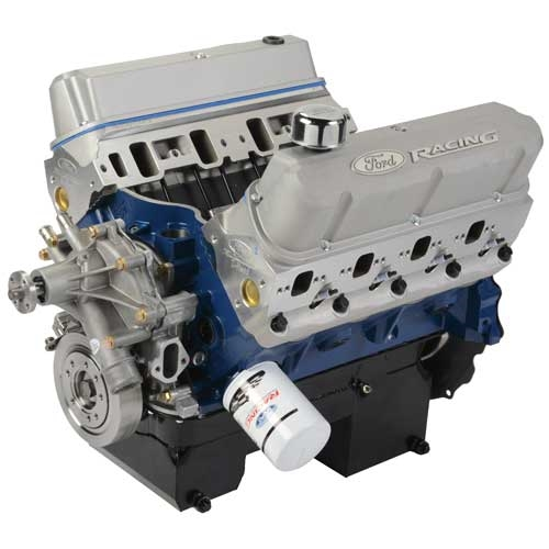 Ford Racing 460 Cubic Inch 575hp 575tq 351w Small Block