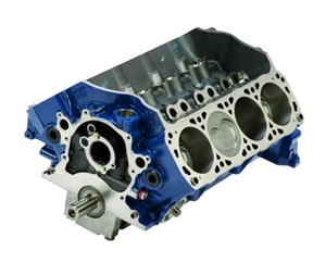 460 CUBIC INCH BOSS SHORT BLOCK - WINDSOR SB BASED -- M-6009-460