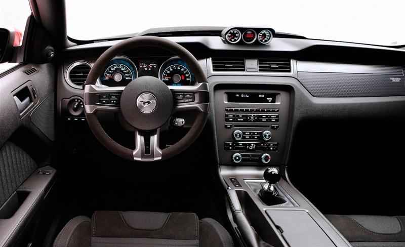 Ford Racing Boss 302 Mustang Gauge Pack