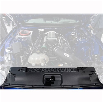 FORD PERFORMANCE 2015 MUSTANG RADIATOR COVER -- M-8291-FP