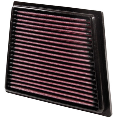 2012-2013 FIESTA HIGH-FLOW K&N AIR FILTER -- M-9601-FSB