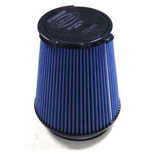 M-9601-G 2010-2017 SHELBY GT350/GT500 HIGH FLOW WASHABLE DRY REPLACEMENT BLUE CONE FILTER