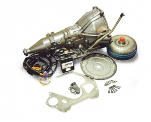 Performance Automatic Blue Chip Small Block Ford AODE/4R70W Automatic Transmission Package with Controller -- PASS45206
