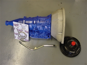 FORD FE AOD AUTOMATIC TRANSMISSION PACKAGE -- PASS53134