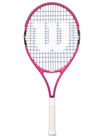 Wilson Burn Pink 25 inch Junior Tennis Racket
