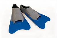 Zoggs Ultra Blue short bladed Training Fins
