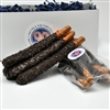 Dark Chocolate w/ Chocolate Sprinkles (1 Dozen)