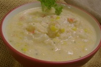 20 oz Shrimp & Roasted Corn Chowder