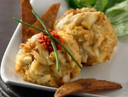3 Ounce Crab Cakes  -TWENTY (Package Deal)