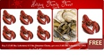Holiday Family Special - Six Live (1.65 LB Lobsters) + 5 LB of Live Steamer Clams