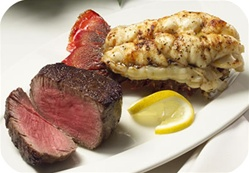 SURF and TURF for 2-  M8F8 + Soup of choice