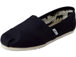 Toms Shoes Inc.: Classic Black Canvas