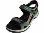 Ecco: Offroad Yaucatan Frosty Green Moon Rock