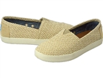 Toms Shoes Inc.: Avalon Natural Woven Triangle