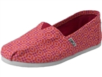 Toms Shoes Inc.: Classic Cayenne Tile