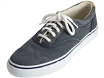 Sperry Topsider Striper CVO Navy Salt-Washed Twil