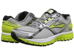 Brooks Ghost 8 grey /green