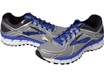 Brooks: 110212 1D 181 Adrenaline GTS 16 Silver