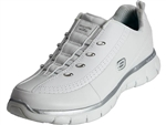 Skechers: Synergy Elite Glam White-Silver