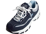 Skechers: DLites Life Saver Navy White Lt. Blue