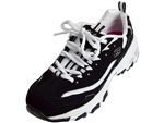 Skechers: DLites Biggest Fan Black White