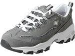 Skechers: D'Lites Me Time Grey Nub.
